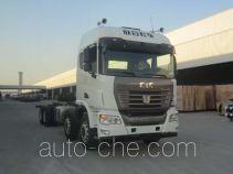 集瑞联合牌SQR1311D5T6-E1型载货汽车底盘