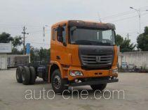 C&C Trucks SQR3252N6T4-E3 dump truck chassis