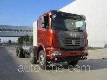 C&C Trucks SQR3312N6T6-E3 dump truck chassis