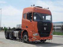 Chery SQR4250D6ZT4-2 tractor unit