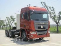 C&C Trucks SQR4252N6ZT2-1 container carrier vehicle
