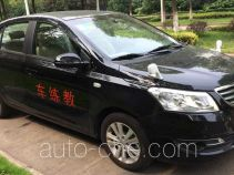 Chery SQR5020XLHJ52 driver training vehicle