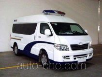 威麟牌SQR5030XQC型囚车