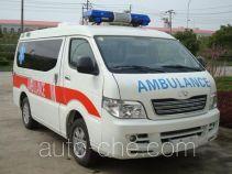 威麟牌SQR5031XJH型救护车