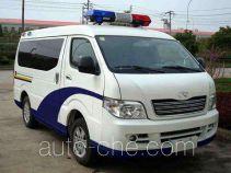 威麟牌SQR5031XQC型囚车