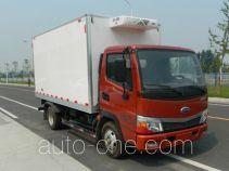 开瑞牌SQR5040XLCH02D型冷藏车