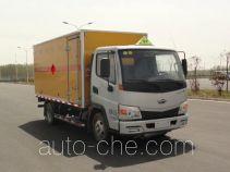 开瑞牌SQR5040XQYH02D型爆破器材运输车