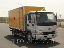 Karry SQR5040XQYH02D explosives transport truck