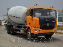 Chery SQR5250GJBD6T4-2 concrete mixer truck
