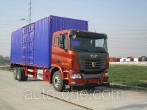 集瑞联合牌SQR5251XXYD5T2型厢式运输车