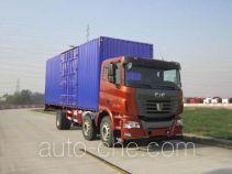 集瑞联合牌SQR5252XXYN5T2型厢式运输车