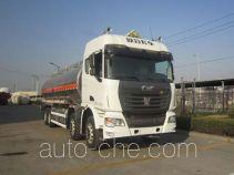 C&C Trucks SQR5311GYYD5T6 oil tank truck