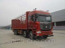 集瑞联合牌SQR5312CCYN6T6型仓栅式运输车