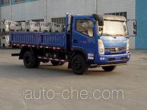 时风牌SSF3081DHJ75-X型自卸汽车
