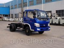 Shifeng SSF3042DDP53-3 dump truck chassis