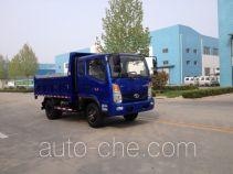 时风牌SSF3070DGP53型自卸汽车