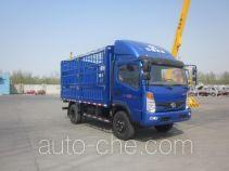 Shifeng SSF5080CCYHJ64 грузовик с решетчатым тент-каркасом