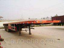 Kaishicheng SSX9280P flatbed trailer