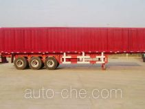 Kaishicheng SSX9390XXY box body van trailer