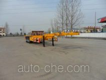 Kaishicheng SSX9401TJZG container transport trailer