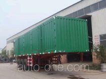 Kaishicheng SSX9403XXY box body van trailer