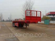 Kaishicheng SSX9403ZZXP flatbed dump trailer