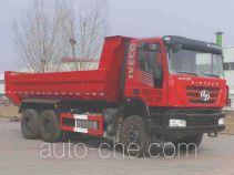 鲁峰牌ST3251M型自卸汽车