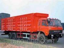 鲁峰牌ST5208XB型厢式运输车