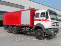 Lufeng ST5250TJCG well flushing truck