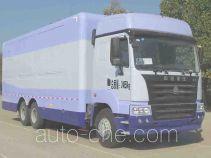鲁峰牌ST5250XCL型微波化学污水处理应急车