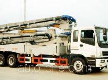 鲁峰牌ST5261THB型混凝土泵车