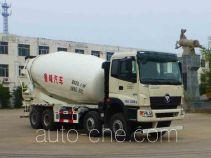 鲁峰牌ST5315GJBK型混凝土搅拌运输车