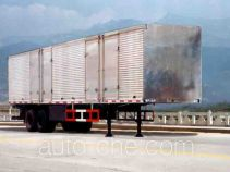 Lufeng ST9240XA box body van trailer