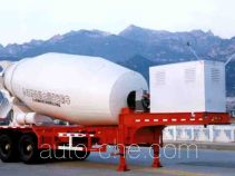 Lufeng ST9350GJB concrete mixer trailer