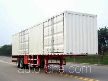Lufeng ST9351XXY box body van trailer