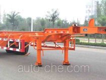 Lufeng container transport trailer