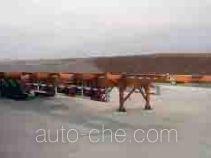 鲁峰牌ST9380TJZ型集装箱半挂牵引车