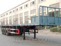 Lufeng flatbed trailer