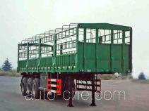 鲁峰牌ST9400CS型仓栅式运输半挂车