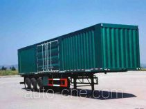 Lufeng ST9406X box body van trailer