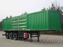 Lufeng ST9408X box body van trailer
