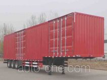 Lufeng ST9409XXYA box body van trailer
