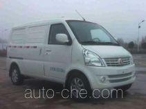 通家福牌STJ5020XXYEV1型纯电动厢式运输车