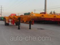 Daxiang STM9100TJZG empty container transport trailer