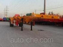 Daxiang STM9150TJZG empty container transport trailer
