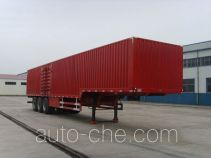 Daxiang STM9401XXY box body van trailer