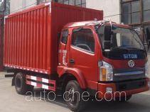Sitom cross-country box van truck