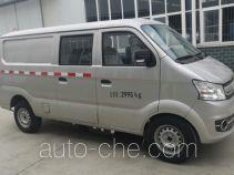 十通牌STQ5031XXYNBEV2型纯电动厢式运输车
