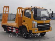 Sitom STQ5041TPBN4 flatbed truck