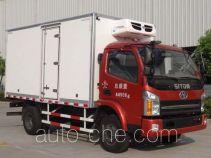 十通牌STQ5041XLCN5型冷藏车